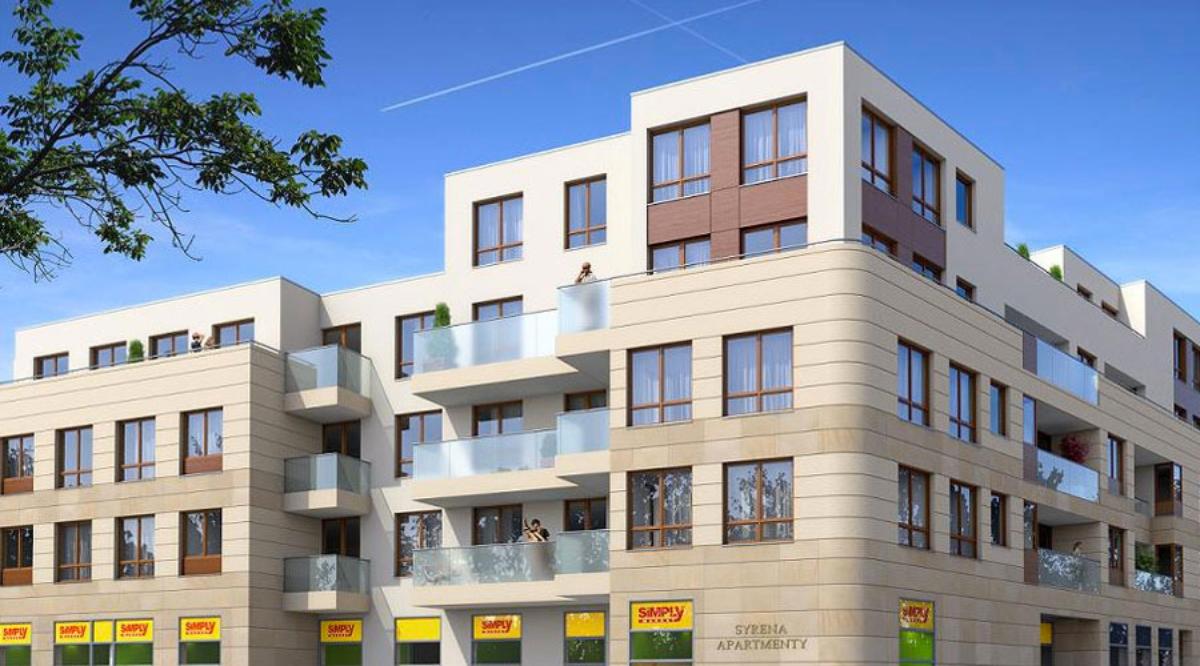 Apartemanty Syrena