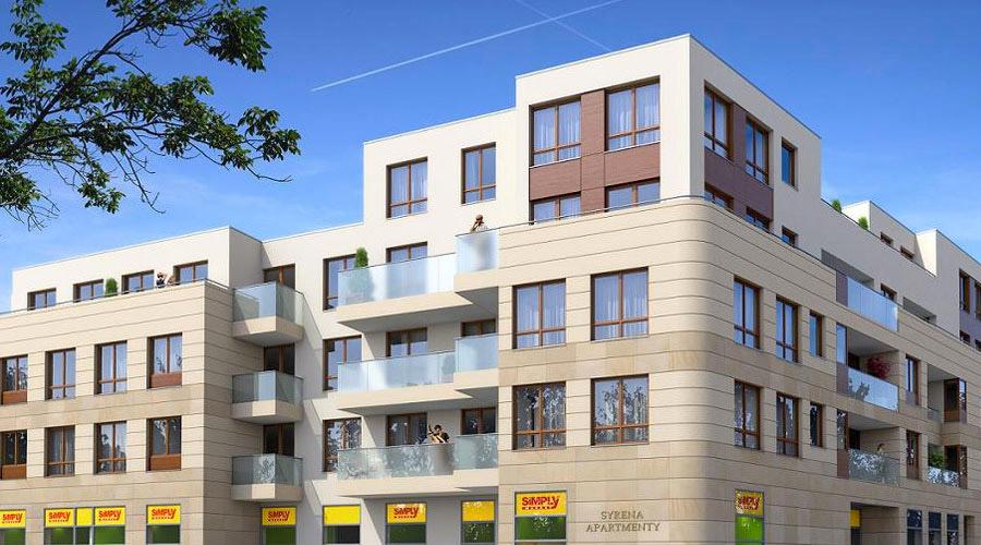 Apartamenty Syrena at Wilanow