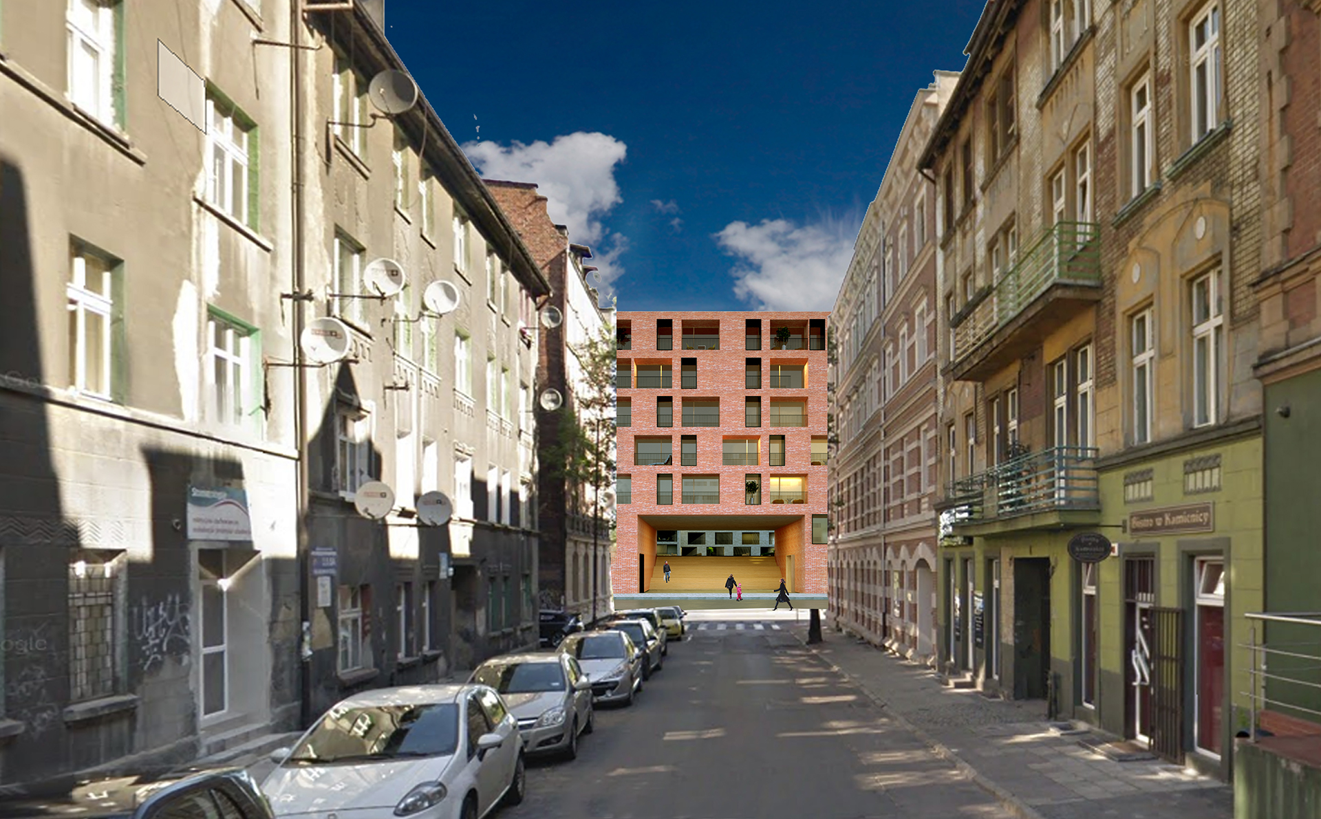 ApartamentS Kozielska Park